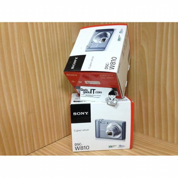 harga Digital Camera/Kamera Pocket SONY DSC-W810(20.1 MEGA PIXELS)HD MURAH elevenia.co.id