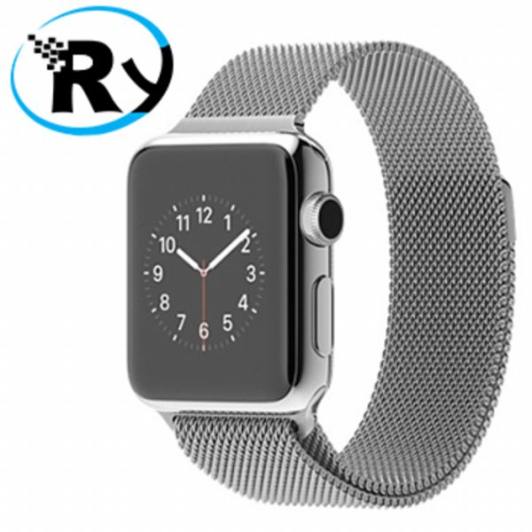 harga (Termurah) Apple Watch 38mm Stainless Steel Case with Milanese Loop - Silver elevenia.co.id