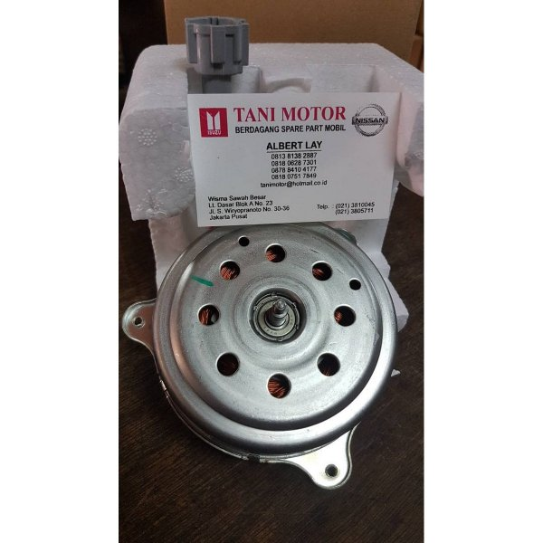 harga Motor Fan Nissan March K13 Termurah14 elevenia.co.id