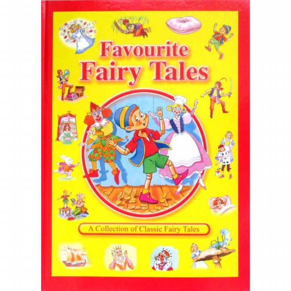 Favourite Tales (Yellow) - A Collection of Classic Tales