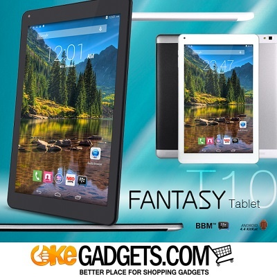 TABLET MITO T10 ANDROID KITKAT QUADCORE DUAL GSM LCD 10 INCH RAM 1GB CAMERA 8MP+FLASH BATTERY 600mAh