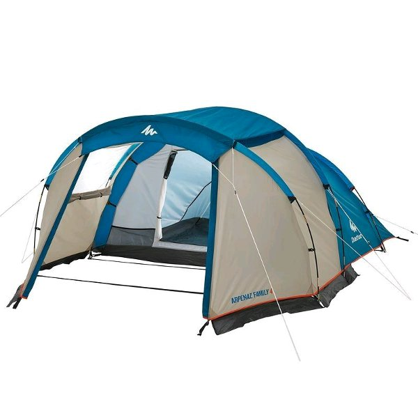 harga TENDA CAMPING GUNUNG QUECHUA ARPENAZ FAMILY 4 - NOT Naturehike Great Outdoor Bestway elevenia.co.id