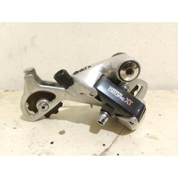 harga RD SHIMANO DEORE XT M735 7 SPEED MADE IN JAPAN BARANG LANGKA JARANG ADA BARU STOCK LAMA NOS elevenia.co.id