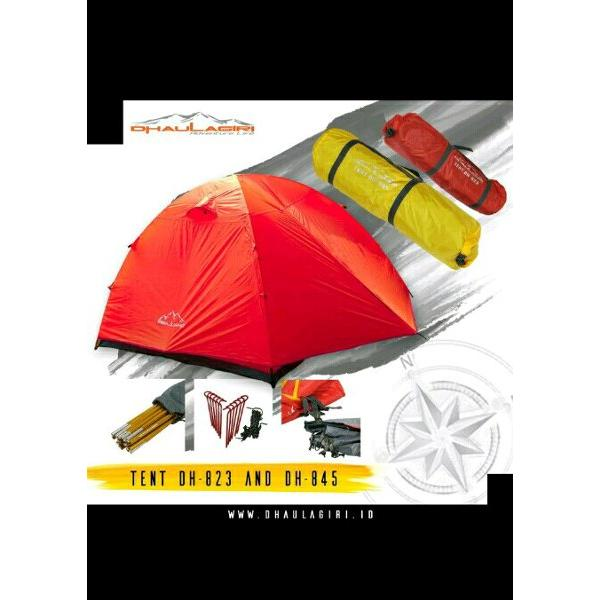 harga Tenda Dhaulagiri DH845 4.5p double layer bukan merapi mountain great outdoor eiger salewa elevenia.co.id