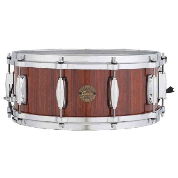 harga GRETSCH DRUMS GOLD SERIES S1-5514-RW 14 INCH SNARE DRUM GLOSS elevenia.co.id