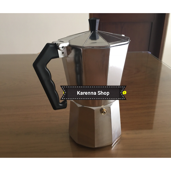 harga Moka Pot / Espresso Pot / Espresso Coffee Maker /Alumun elevenia.co.id