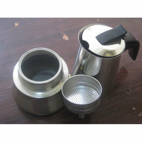 harga Moka Pot Stainless Steel 6 cup elevenia.co.id