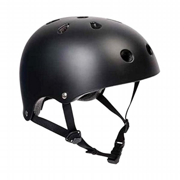 harga Threesixty BMX All Mountain Pack Helm Sepeda with Built In Speaker - Black [Size M] elevenia.co.id
