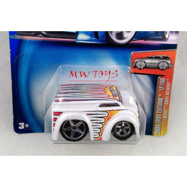 harga Hot Wheels Blings Dairy Delivery White elevenia.co.id