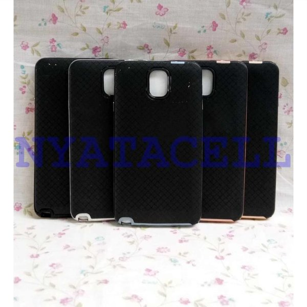 harga 100% ORIGINAL Case Delkin Samsung Galaxy Note 3 /Carbon + Bumper Neo elevenia.co.id