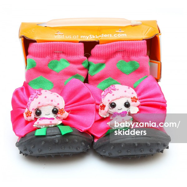 harga Skidders Rubber Flexible Shoes - Pink Doll elevenia.co.id