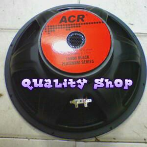 harga Dijual SPEAKER ACR 15 INCH PLATINUM 500 WATT ORIGINAL Limited elevenia.co.id