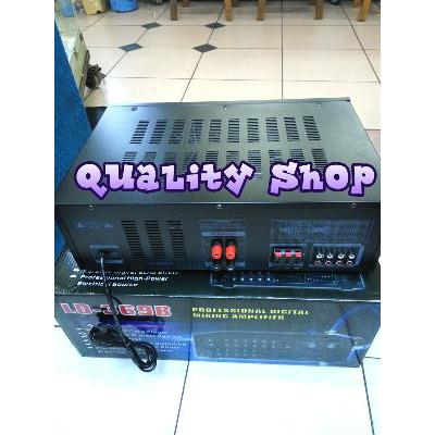 harga Jual Power mixer digital karaoke mixxing stereo amplifier BL Berkualitas elevenia.co.id