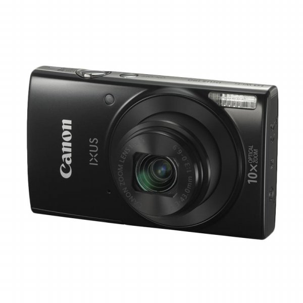 harga Canon IXUS 190 Kamera Pocket - Black elevenia.co.id