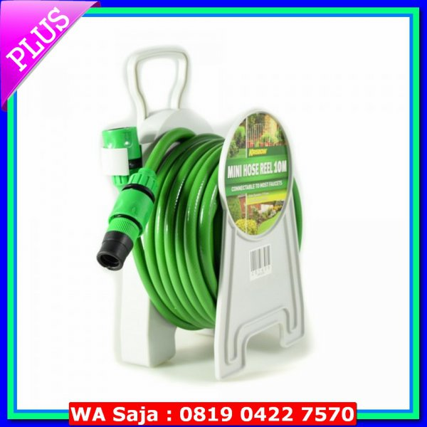 harga Selang Air Mini | Krisbow Mini Hose Reel 10 elevenia.co.id