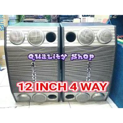 harga Promo SPEAKER PASIF 4 WAY CRIMSON CS-550 VC 12 INCH ORIGINAL Murah elevenia.co.id
