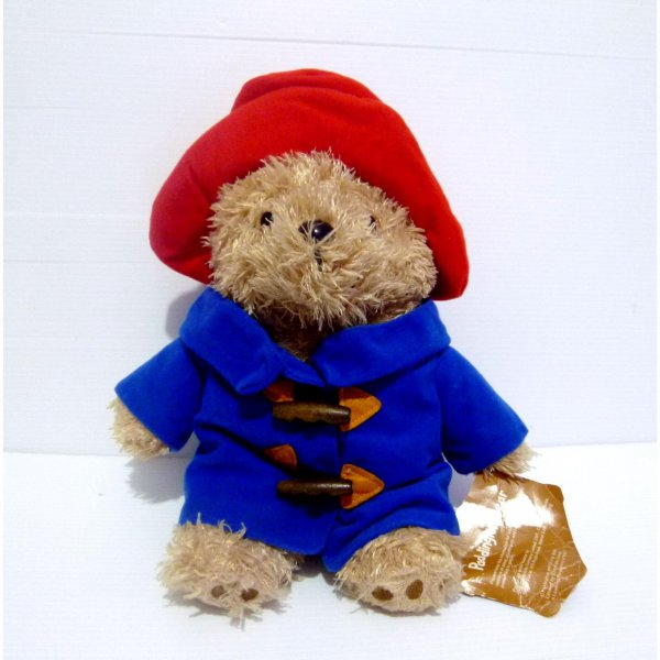 harga Boneka Paddington Bear Original London Teddy Bear High Quality elevenia.co.id