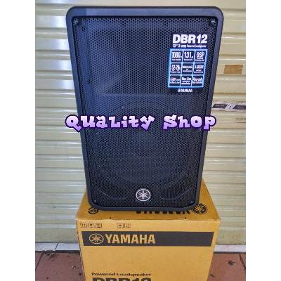 harga Promo SPEAKER ACTIVE 12 INCH YAMAHA DBR-12 1000 WATT ORIGINAL Limited elevenia.co.id