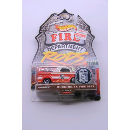 harga Hot Wheels Fire Department Rods Dairy Delivery elevenia.co.id
