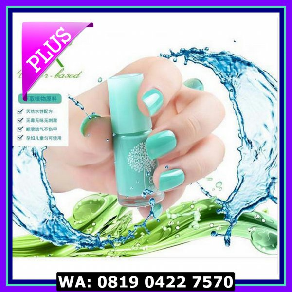 harga (Sale) BK PEEL OFF NAIL POLISH KUTEK WATER BASED SHOLAT GEL ART elevenia.co.id