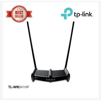 harga TP-LINK 300Mbps High Power Wireless N Router TL-WR841HP elevenia.co.id