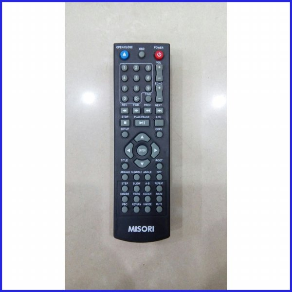 harga REMOT/REMOTE DVD PLAYER MISORI ORI/ORIGINAL/ASLI elevenia.co.id