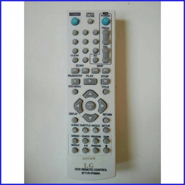 harga REMOT/REMOTE DVD LG PLAYER 6711R1P089A KW elevenia.co.id