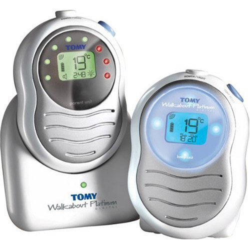 harga Baby Monitor TOMY Walkabout Platinum Digital 300 M Range elevenia.co.id