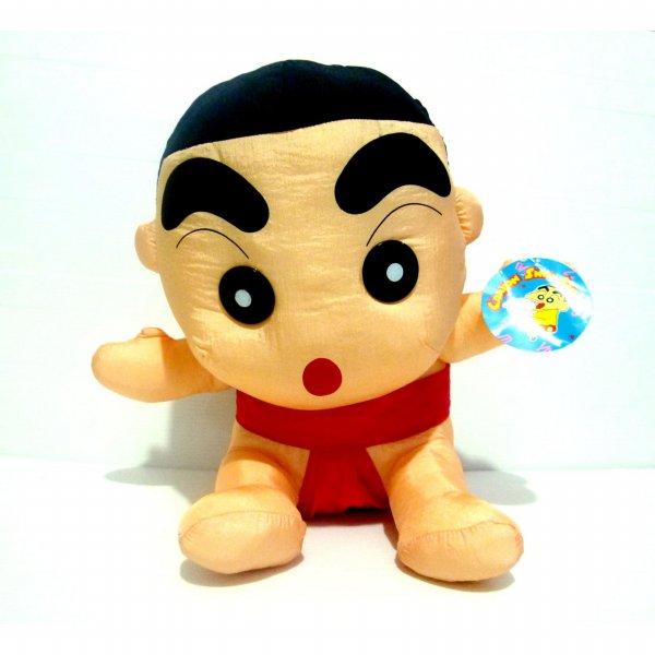 harga Boneka Shinchan Sinchan Sumo Original Japan Plush Doll elevenia.co.id