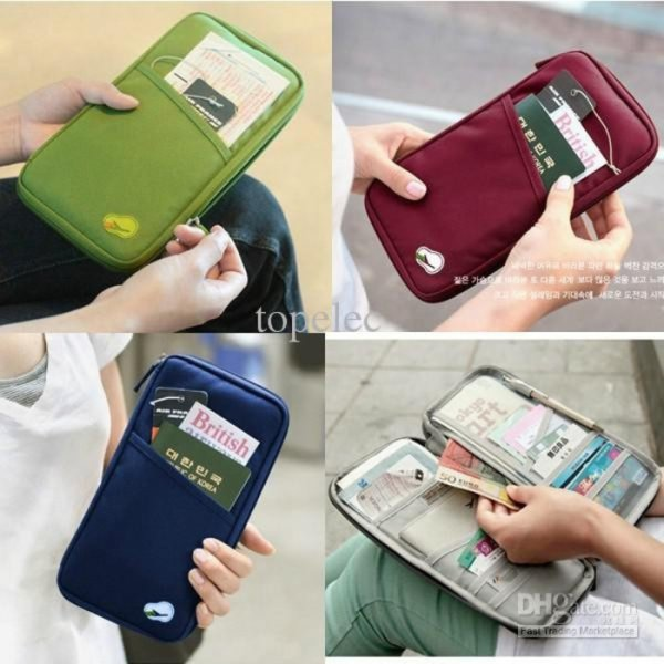 harga Card id Holder pasport wallet organizer passport kartu kredit uang atm elevenia.co.id