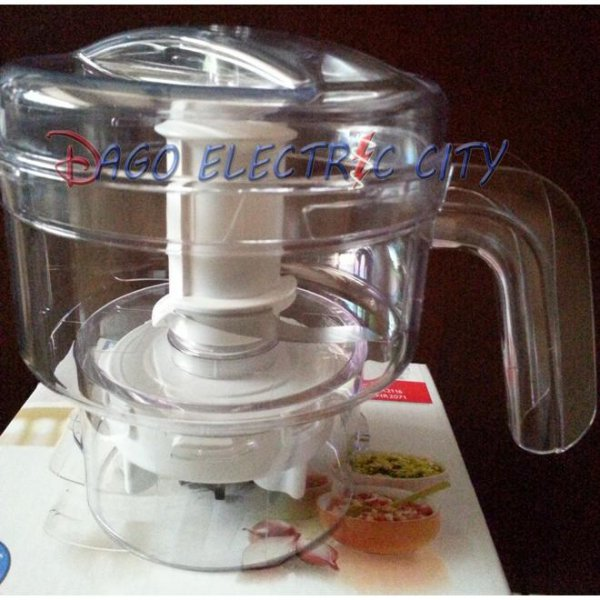 harga Meat Chopper Philips HR 2939 / Aksesoris Blender Philip elevenia.co.id