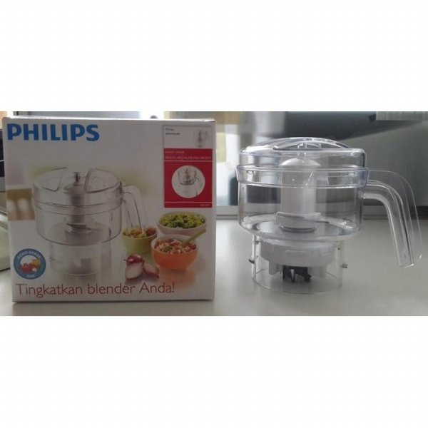harga Hopper Penggiling Daging Blender PHILIPS HR2939 elevenia.co.id