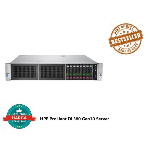harga Server HP Proliant DL380 Gen10 3106 826564-B21 elevenia.co.id