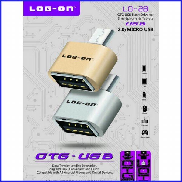 harga MICRO USB OTG FEMALE LOG ON FLASHDISK HANDPHONE ADAPTER MIKRO ANDROID elevenia.co.id