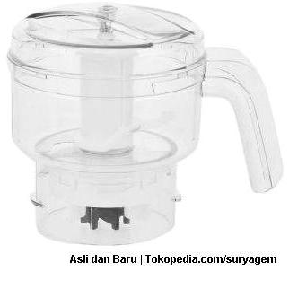 harga Chopper Aksesoris Blender Philips HR-2939N Daging Bumbu elevenia.co.id