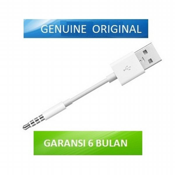 harga PROMO Original APPLE Data Cable iPod Shuffle elevenia.co.id