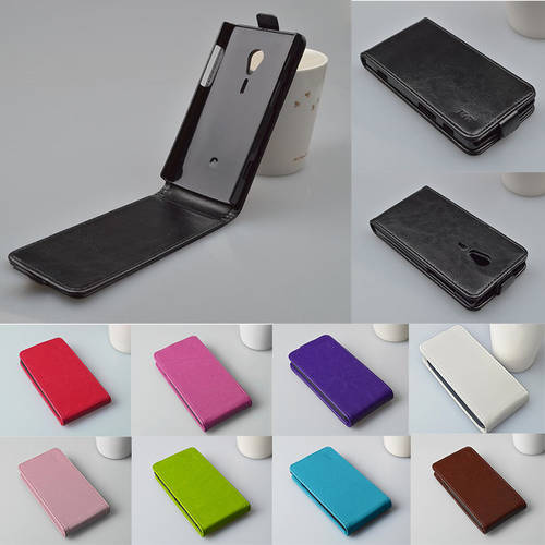 [globalbuy] Luxury PU Leather Case Cover For Sony Xperia ion LTE LT28i LT28H LT28at Phone /4097543