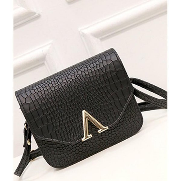 harga Tas pundak motif buaya V / crocodile V port small shoulder bag  BTA031 | OLA elevenia.co.id