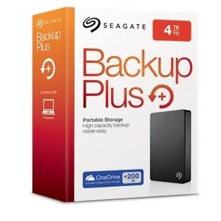 harga Termurah Seagate Backup Plus Slim 4Tb External Pocket Size elevenia.co.id
