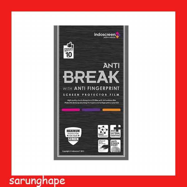 harga Samsung Galaxy Note 4 - Indoscreen Anti Break Anti Gores elevenia.co.id