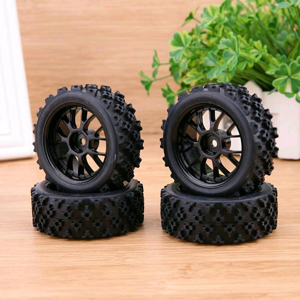 harga Ban RC Buggy rally hex12mm hsp wltoys elevenia.co.id