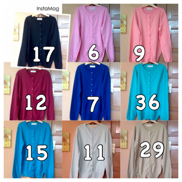 harga Candies cardigan elevenia.co.id