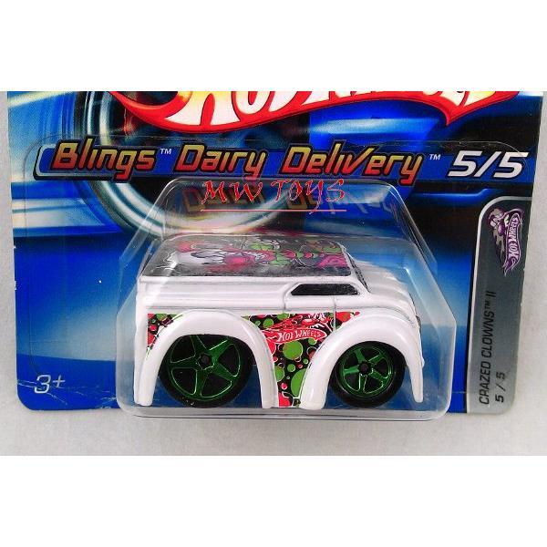 harga Hot Wheels Blings Dairy Delivery elevenia.co.id