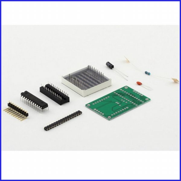 harga MAX7219 Dot Matrix Module MCU Control Display Module DIY kit untuk Ard elevenia.co.id