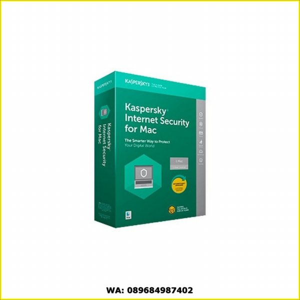harga Kaspersky Internet Security 2018 - 3 User - Compatible For Mac elevenia.co.id