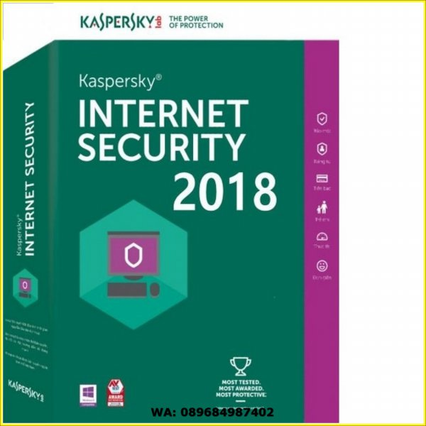 harga Kaspersky Internet Security 2018 - 1 User - Compatible For Mac elevenia.co.id