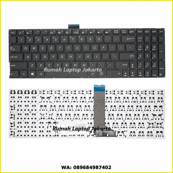 harga Keyboard Laptop ASUS X555 X555LA X555LD X555LN X555LP elevenia.co.id