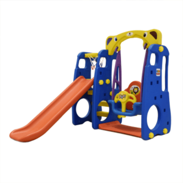 harga Mainan Perosotan dan Ayunan Anak 4 in1/ Slide and Swing elevenia.co.id