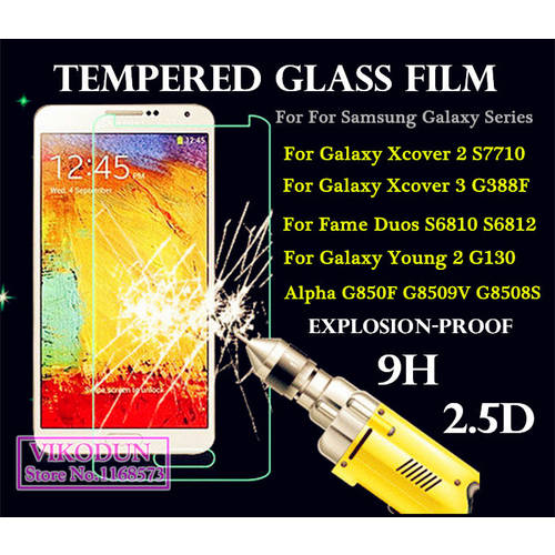 [globalbuy] For Samsung Galaxy Xcover 3 G388F Fame Duos S6810 Alpha G850F S7 S6 S5 S4 S3 S/3481709