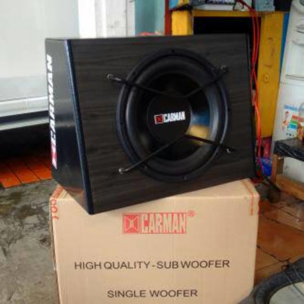 harga Bassbox Carman 12in/Subwoofer Aktif 12in elevenia.co.id